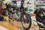 1949 Series Vincent Rapide 1000cc Loaned by Fraser Gillespie