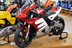 Buell Motorcycles 25th Anniversary Signature Edition 1125CC Factory Race Bike