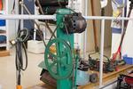 Hayes Pump Hydraulic Ram