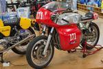 1971 Triumph Trident Metisse 750cc Race Bike